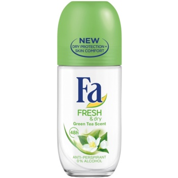 Fa Fresh & Dry Green Tea antiperspirant roll-on