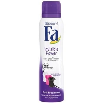 Fa Invisible Power antitranspirante en spray