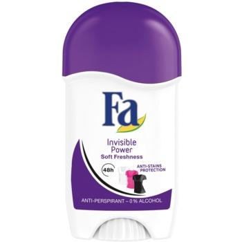 Fa Invisible Power antiperspirant puternic