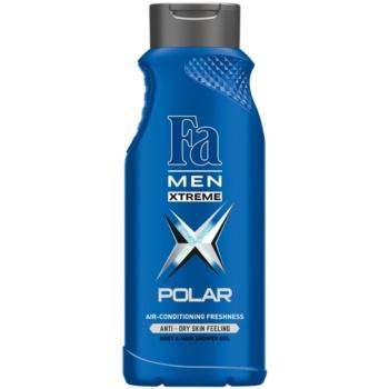 Fa Men Xtreme Polar gel de dus pentru corp si par