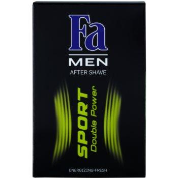 Fa Men Sport Double Power After Shave für Herren 2