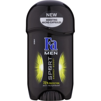 Fa Men Sport Energy Boost antiperspirant puternic