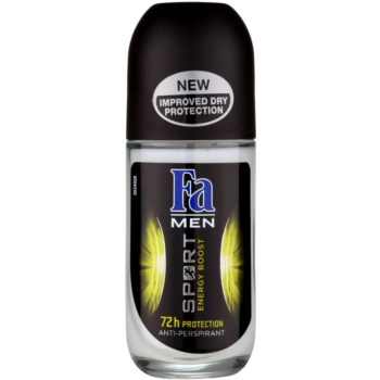Fa Men Sport Energy Boost рол-он и антиперспирант