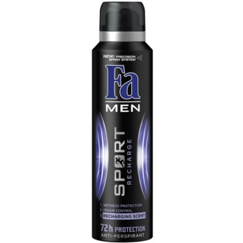 Fa Men Sport Recharge antiperspirant Spray