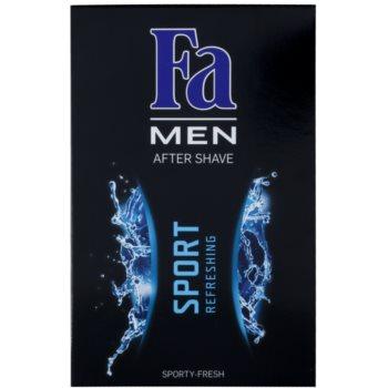 Fa Men Sport Refreshing after shave pentru barbati 2