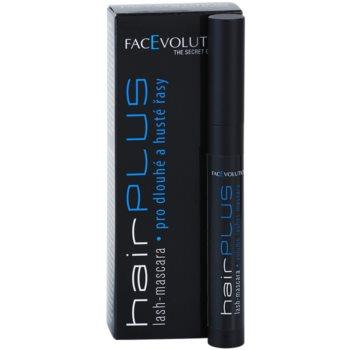 FacEvolution Hairplus máscara para pestanas longas e cheias 3