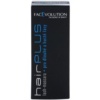 FacEvolution Hairplus máscara para pestanas longas e cheias 4
