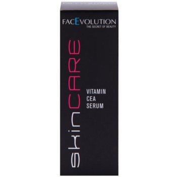 FacEvolution SkinCare luxuriöse Vitamintherapie für jüngere und strahlendere Haut 2