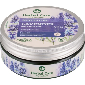 Farmona Herbal Care Lavender unt de corp profunda hidratare