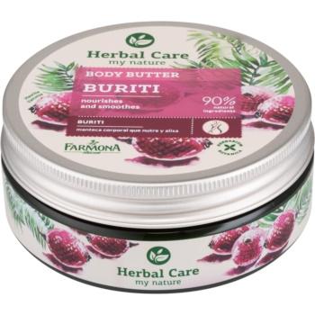 Farmona Herbal Care Buriti unt pentru corp, hranitor