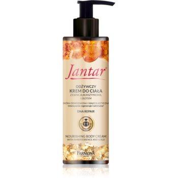 Farmona Jantar Gold crema de corp nutritiva 200 ml