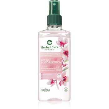 Farmona Herbal Care Almond Flower tonic pentru hidratarea pielii imagine produs
