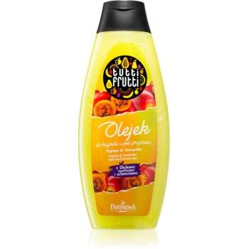 Farmona Tutti Frutti Papaja & Tamarillo gel de dus si baie imagine produs