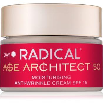 Farmona Radical Age Architect 50+ crema hidratanta anti-rid SPF 15