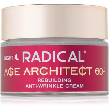 Farmona Radical Age Architect 60+ Cremă remodelatoare de noapte antirid