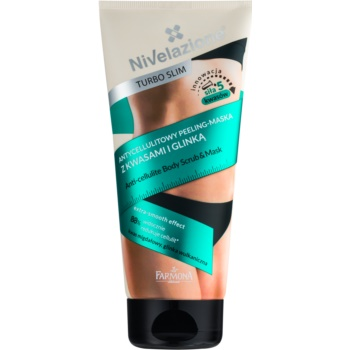 Farmona Nivelazione Turbo Slim exfoliant corp anti celulita  200 g