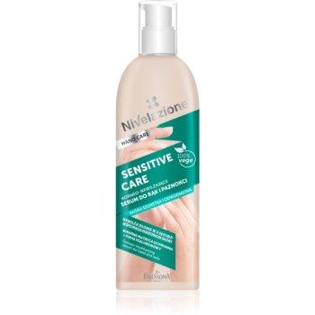 Farmona Nivelazione Sensitive Care ser hidratant pentru maini si unghii
