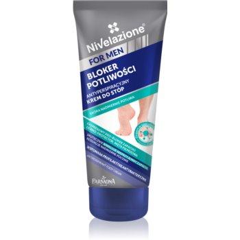 Farmona Nivelazione For Men anti-perspirant crema pentru picioare