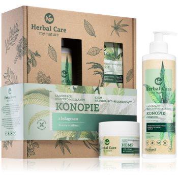 Farmona Herbal Care Hemp set cadou (pentru femei) I.