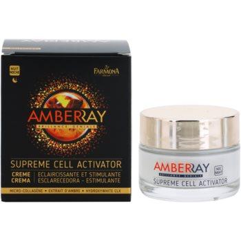 Farmona Amberray glättende Nachtcreme 1