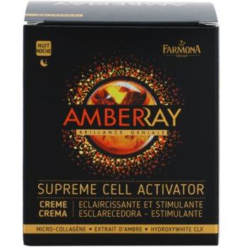 Farmona Amberray glättende Nachtcreme 2