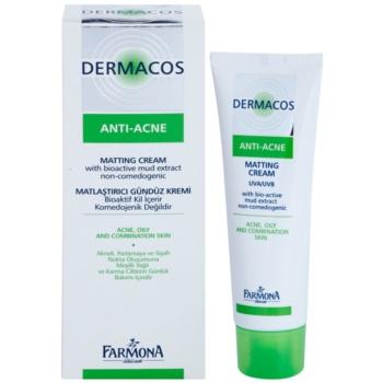 Farmona Dermacos Anti-Acne matujący krem na dzień 1