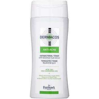 Farmona Dermacos Anti-Acne tonic pentru reducerea porilor dilatati
