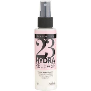 Farmona Dermiss Hydra Release crema de maini hidratanta Spray