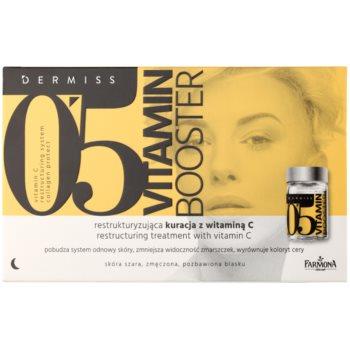 Farmona Dermiss Vitamin Booster ingrijire de noapte regenerativa cu vitamina C 3