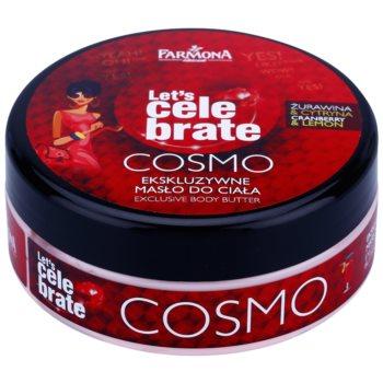 Farmona Let's Celebrate Cosmo tělové máslo