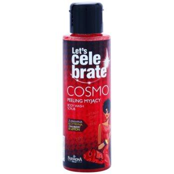Farmona Let's Celebrate Cosmo peeling de duche