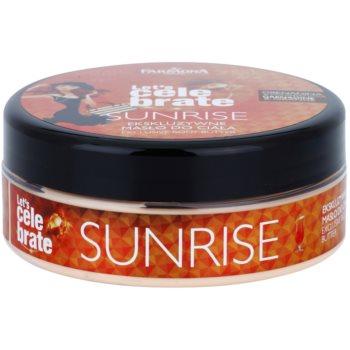 Farmona Let's Celebrate Sunrise Körperbutter 1