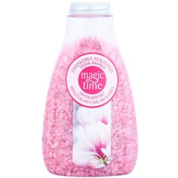 Farmona Magic Time Sensual Magnolia sal de banho com efeito nutritivo
