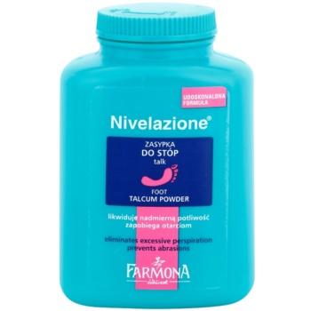 Farmona Nivelazione Puder für die Füße gegen übermäßiges Schwitzen