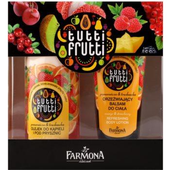 Farmona Tutti Frutti Orange & Strawberry Cosmetic Set I.