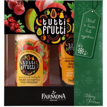Farmona Tutti Frutti Orange & Strawberry Cosmetic Set I. 1
