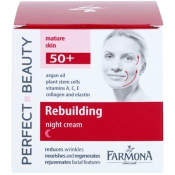 Farmona Perfect Beauty 50+ remodelačný nočný krém 2