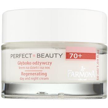 Farmona Perfect Beauty 70+ Cremă regeneratoare împotriva ridurilor