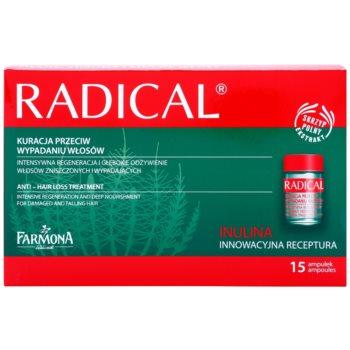 Farmona Radical Hair Loss péče proti vypadávání vlasů 2