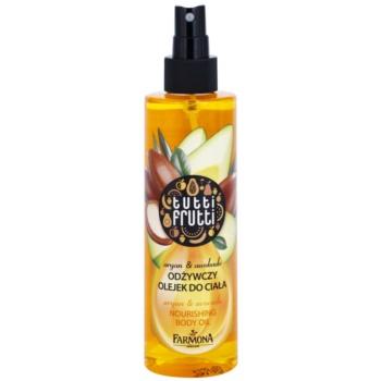 Farmona Tutti Frutti Argan & Avocado tělový olej ve spreji s vyživujícím účinkem 1