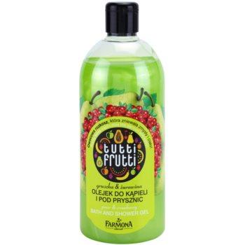 Farmona Tutti Frutti Pear & Cranberry гель для душа та ванни