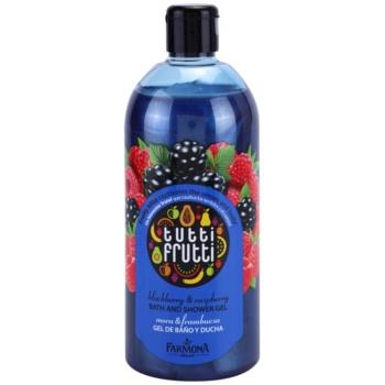 Farmona Tutti Frutti Blackberry & Raspberry sprchový a kúpeľový gél
