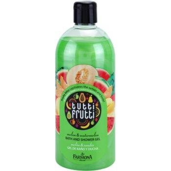 Farmona Tutti Frutti Melon & Watermelon sprchový a kúpeľový gél