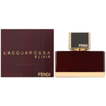 Fendi LAcquarossa Elixir eau de parfum pentru femei 30 ml