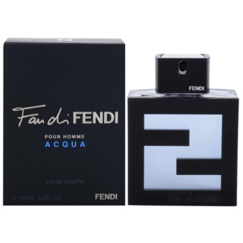 Fendi Fan di Fendi Pour Homme Acqua Eau de Toilette pentru barbati 100 ml