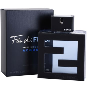 Fendi Fan di Fendi Pour Homme Acqua Eau de Toilette para homens 1