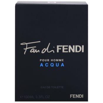 Fendi Fan di Fendi Pour Homme Acqua Eau de Toilette para homens 3