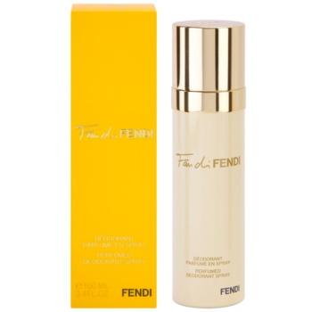 Fendi Fan di Fendi deospray pentru femei 100 ml