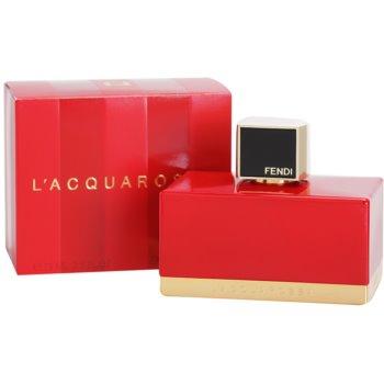 Fendi L'Acquarossa eau de parfum nőknek 1