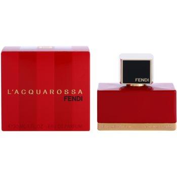Fendi LAcquarossa eau de parfum pentru femei 30 ml